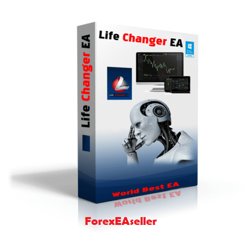 FOREX LIFE CHANGER EA WITH FOREXEASELLER CUSTOMIZED SETTING FOR META TRADER 4 1